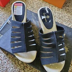 Ruff Hewn sandals